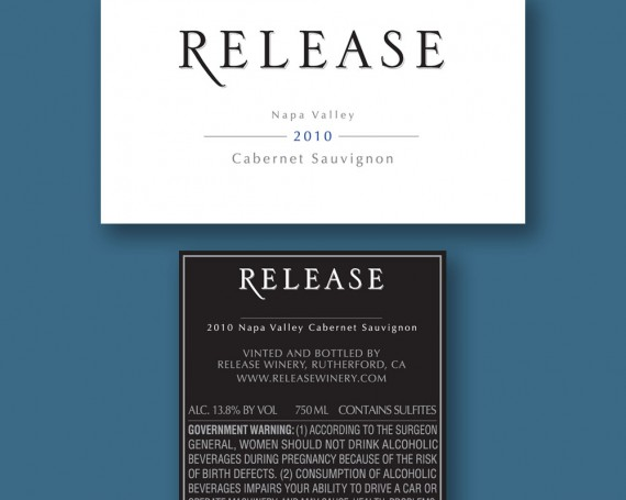Release Winery Label